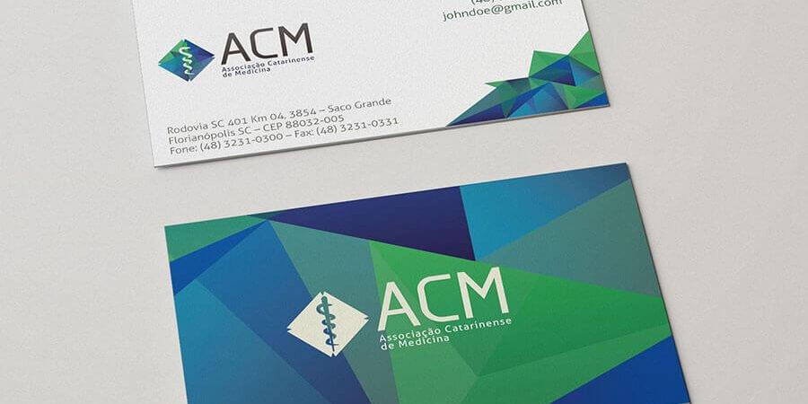 E-saúde desenvolve nova identidade visual para a ACM