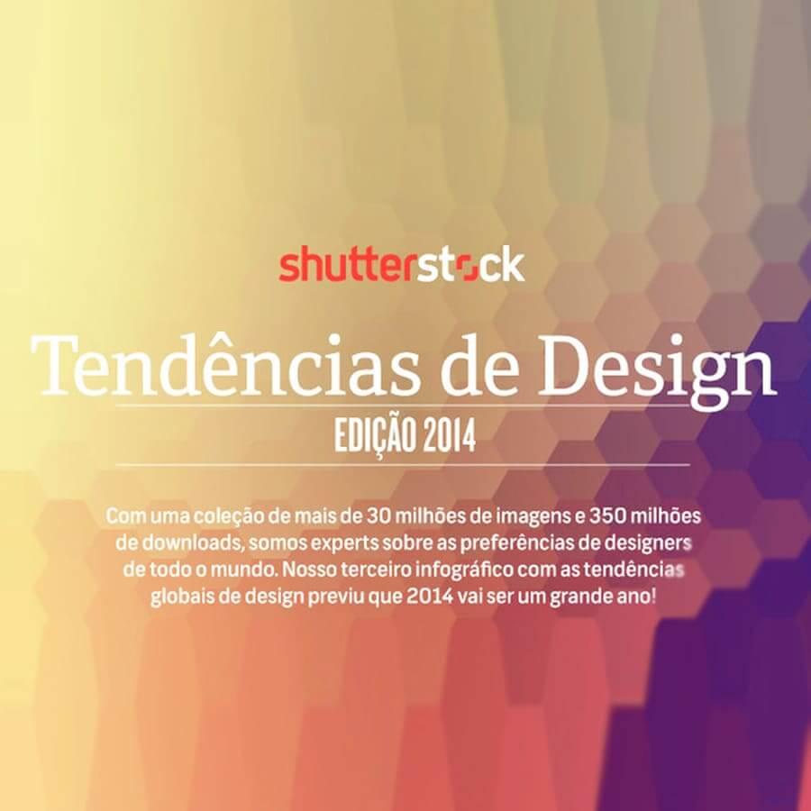As tendências do design para 2014