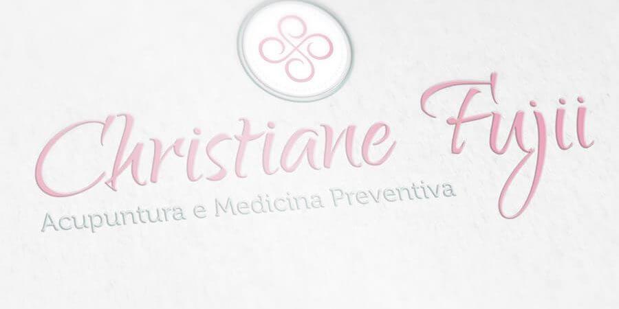 Medicina Preventiva representada na identidade visual da médica Christiane Fujii