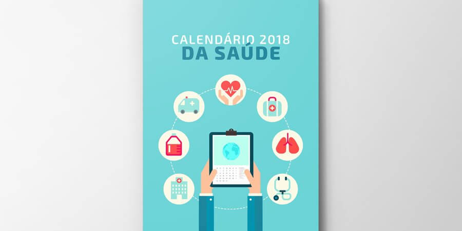 Calendário da Saúde 2018