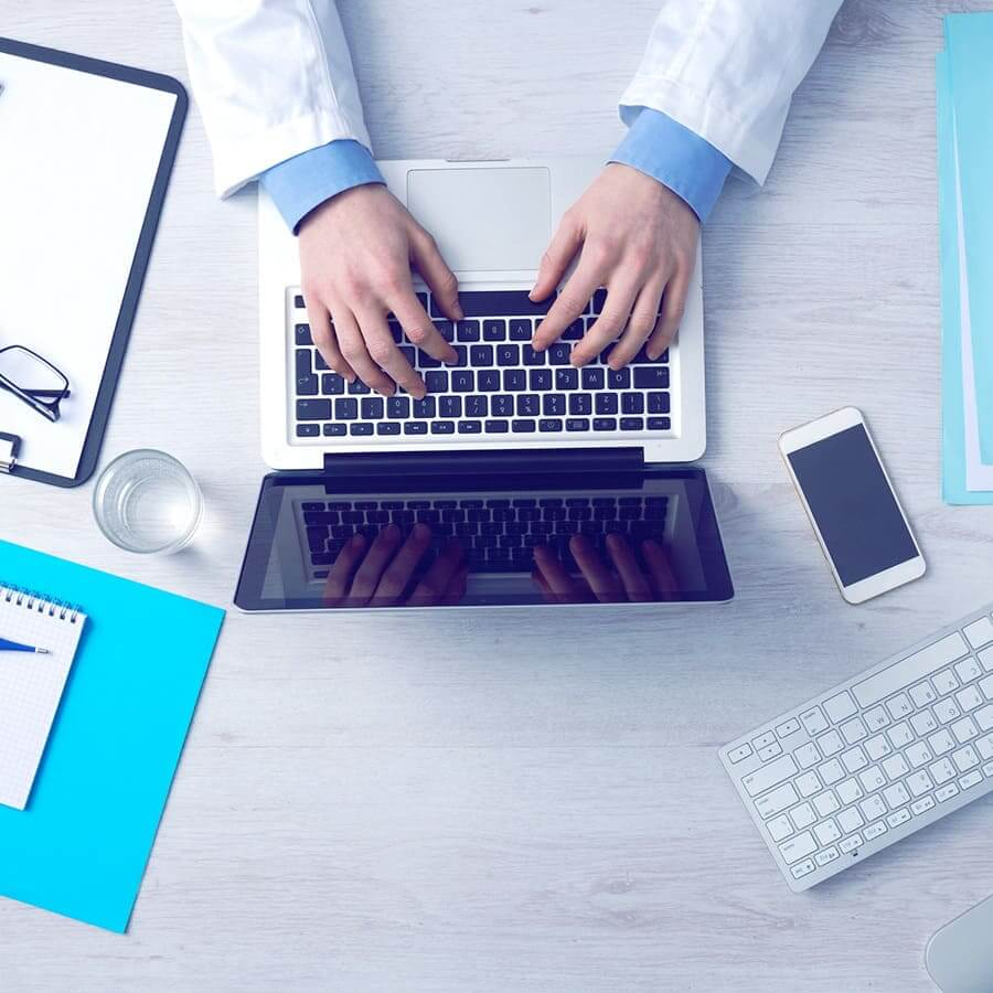 Como avaliar a produtividade da clínica médica?