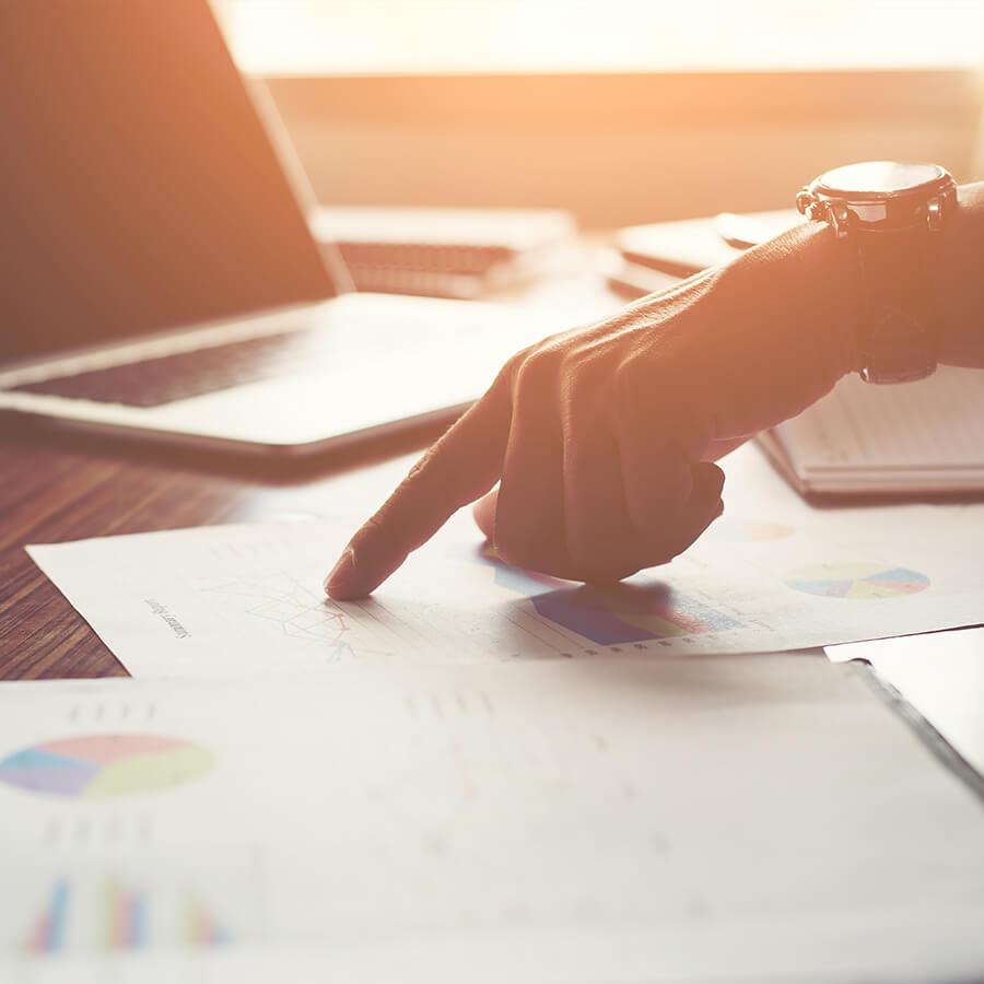 Estatísticas do marketing: como a E-saúde apresenta os relatórios aos clientes
