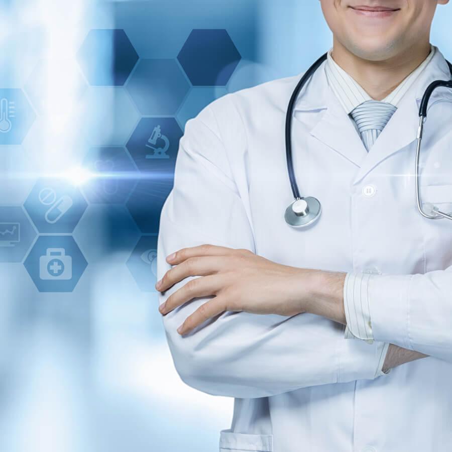 Quais são as especialidades médicas com maior potencial no mercado?