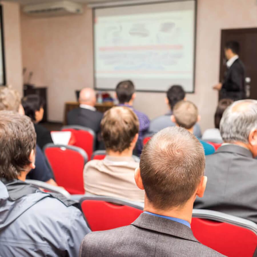 Como criar uma apresentação de sucesso para congressos e palestras da área da saúde?