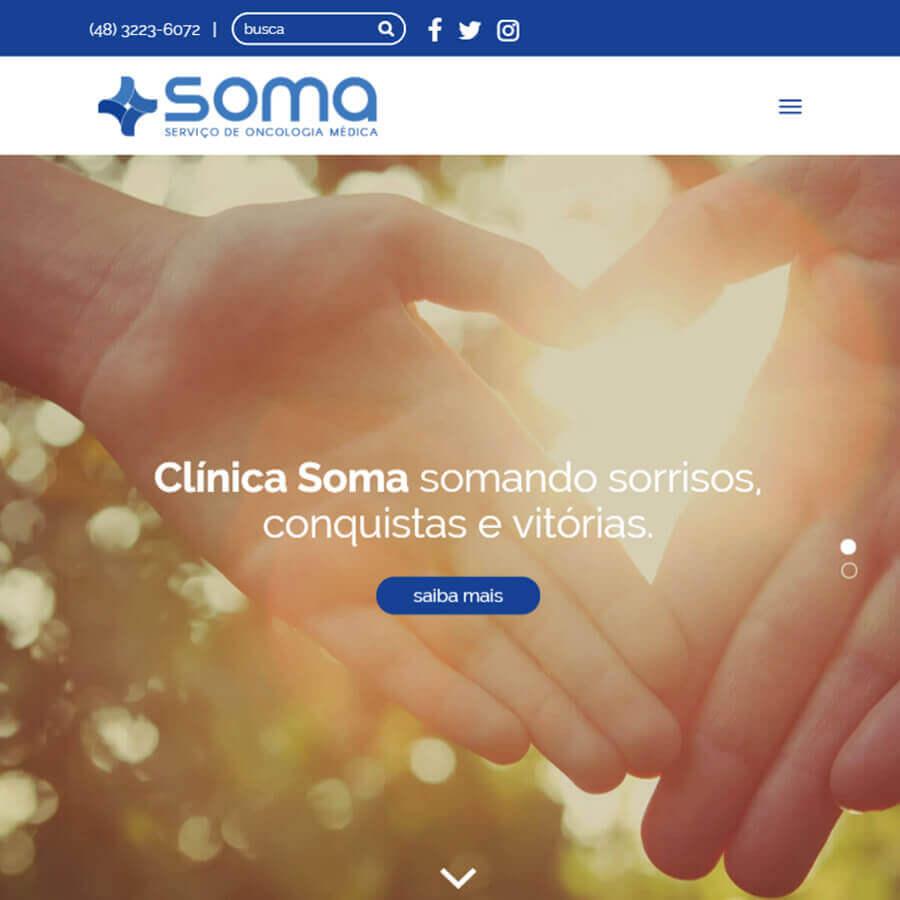 Como a Clínica Soma aumentou em 778% os acessos ao site
