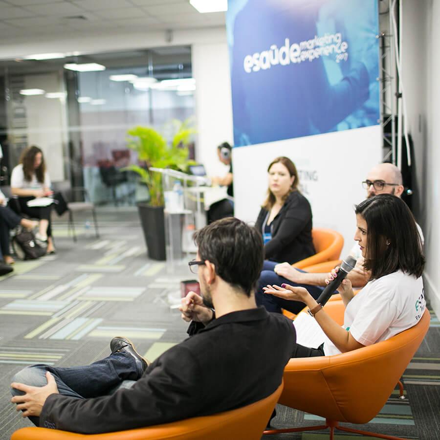 Evento sobre marketing digital em saúde aborda inovações na área