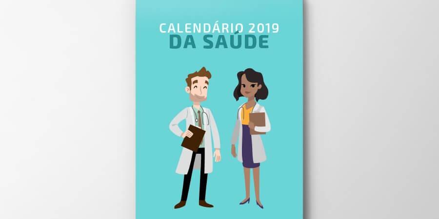 Calendário da Saúde 2019