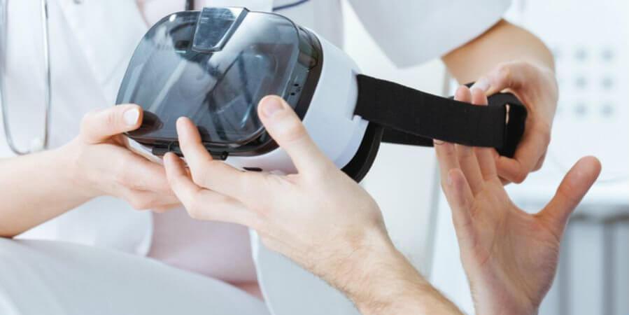 Entenda qual a importância da realidade virtual na saúde digital