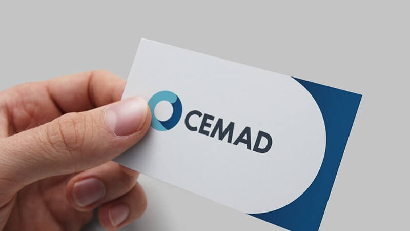 Apresentamos a nova identidade visual do CEMAD
