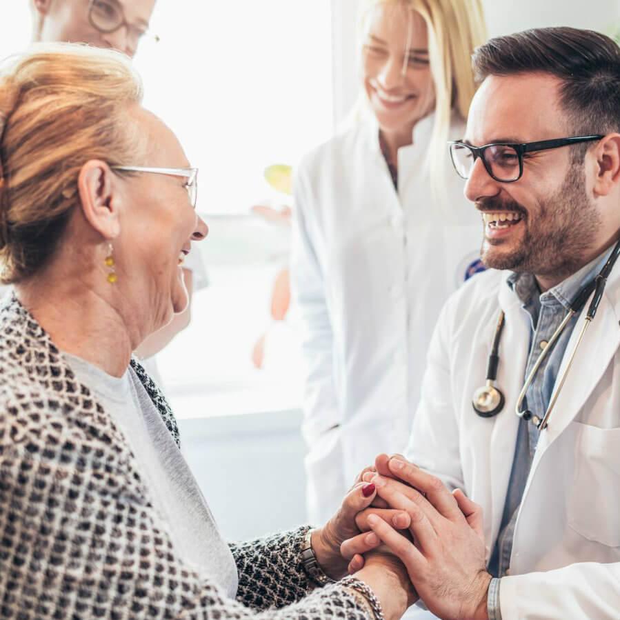 Como construir uma boa relação médico paciente?
