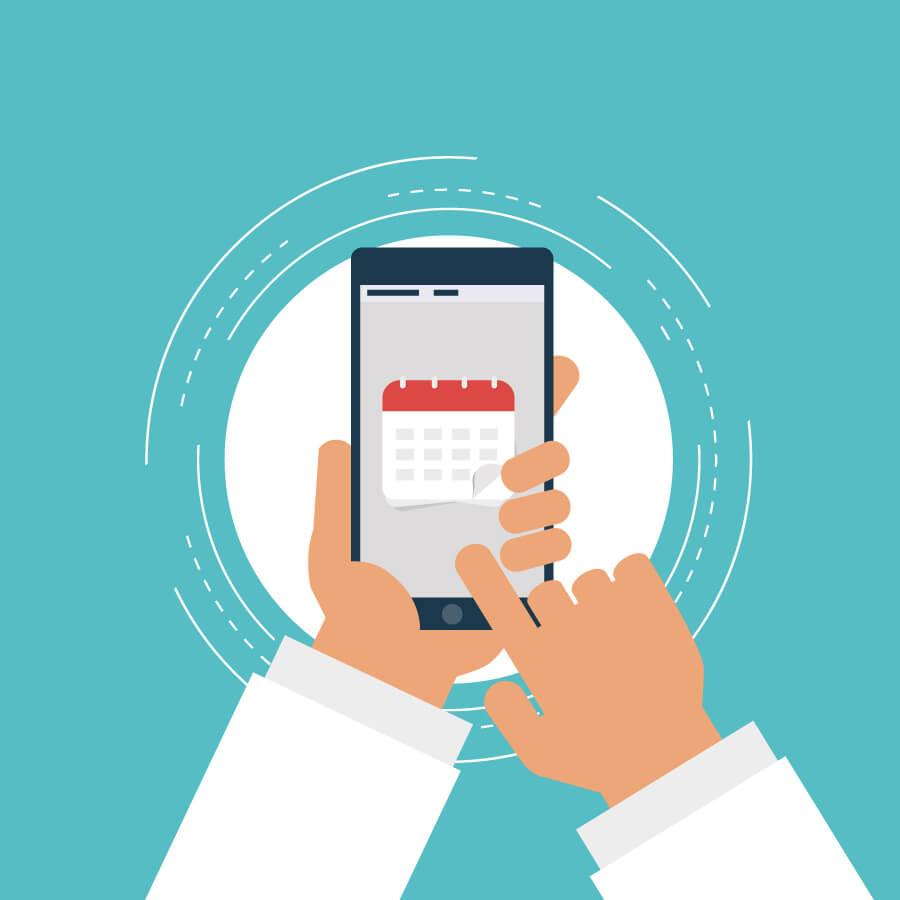 5 benefícios de uma agenda médica online