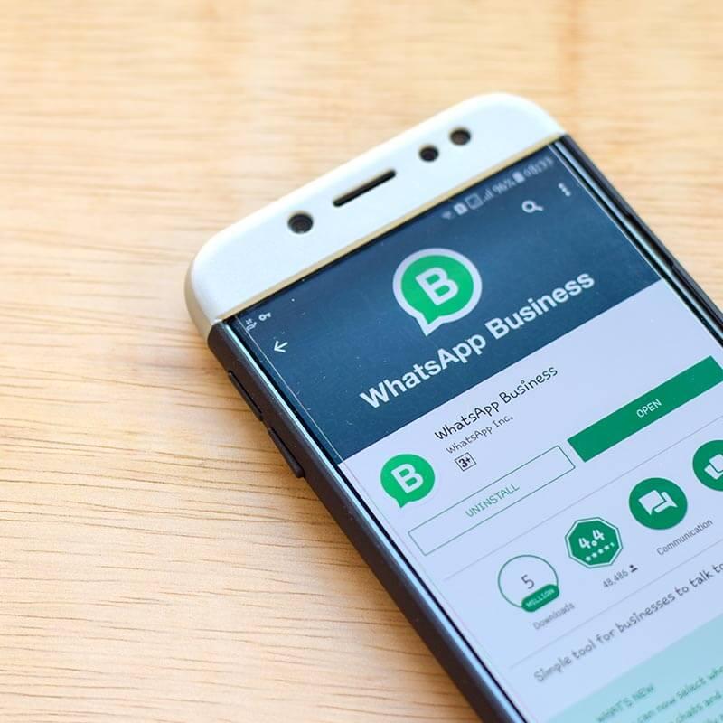 Saiba como utilizar o WhatsApp Business na clínica médica
