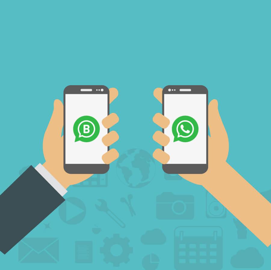 utilizar o whatsapp business na clínica médica