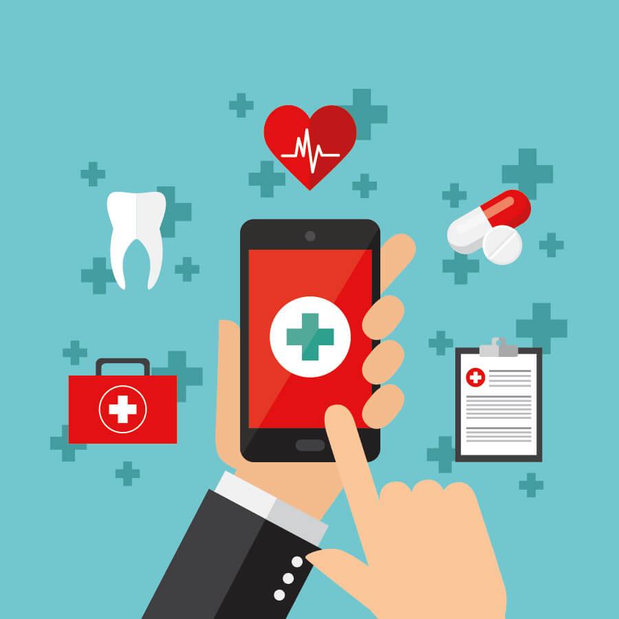 Use o sistema para hospital para melhorar a rotina da sua instituição