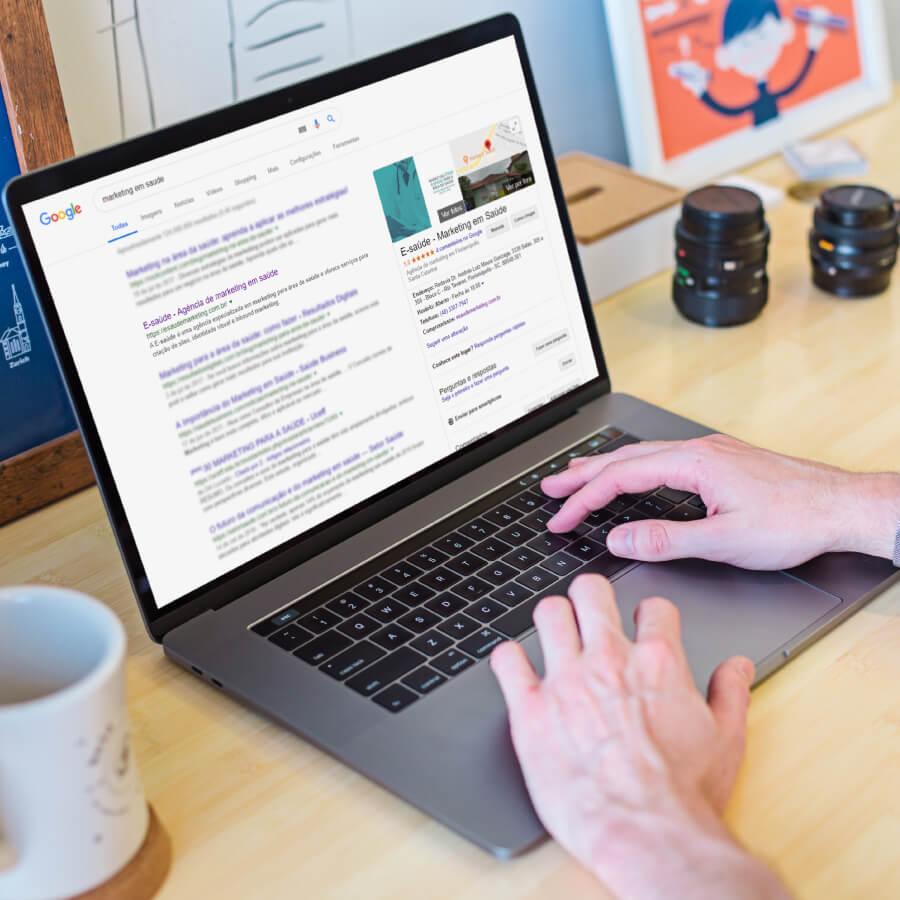Estratégias de marketing: como aparecer na primeira página do Google