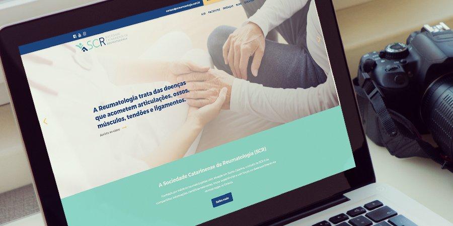 Sociedade Catarinense de Reumatologia lança estratégia digital