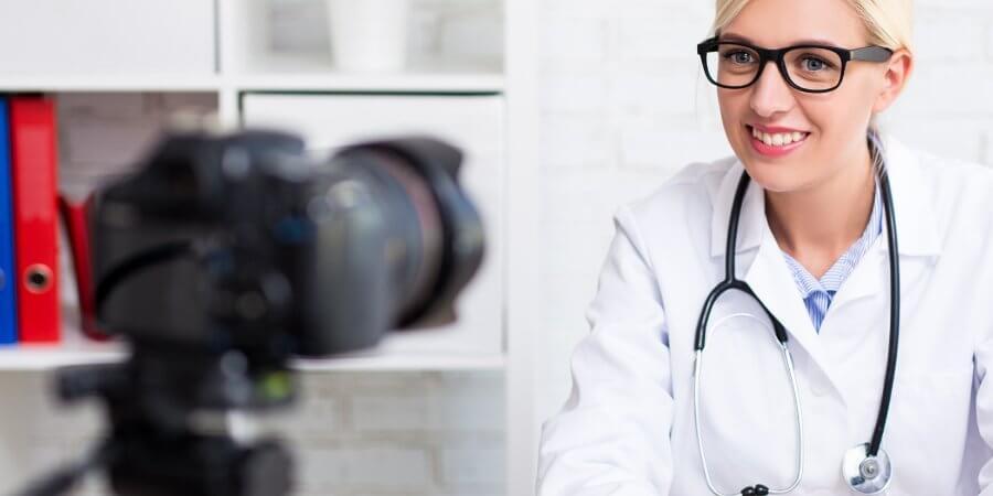 Redes sociais para médicos autônomos