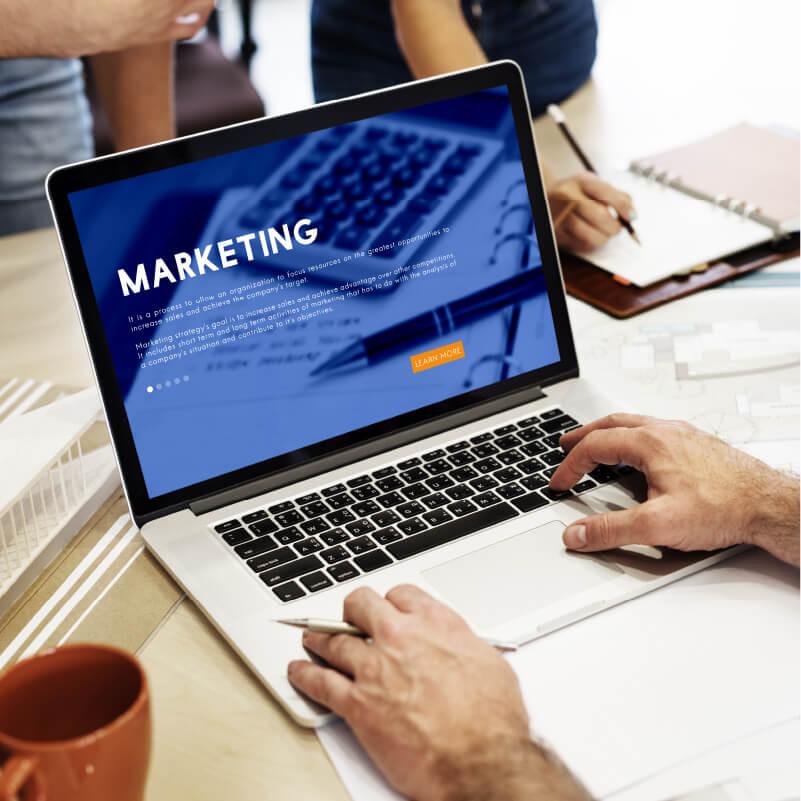 Marketing B2B para e-commerce da área da saúde