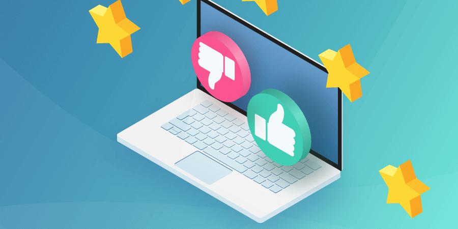 Relacionamento com paciente: avaliações no Google/Facebook